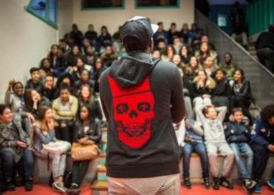 Cours d'autodéfense intellectuelle CADI - Université populaire de Bagnolet
