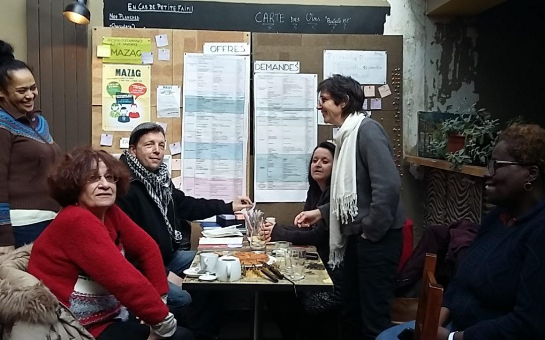 Rencontre MAZAG – le 2e dimanche de chaque mois