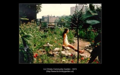 Faire terre commune, la question des jardins partagés